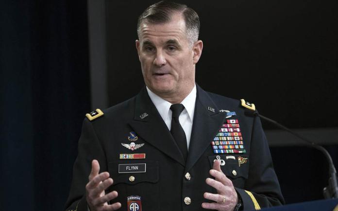 Charles Flynn, hermano del exasesor de seguridad nacional, designado para dirigir el Ejército de los Estados Unidos en el Pacífico |  Estrellas y rayas