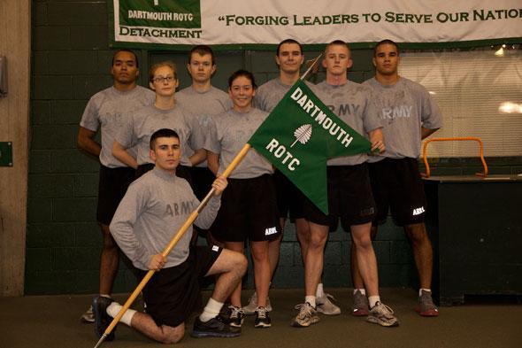 Dartmouth's Army ROTC Program Builds Momentum | Dartmouth College