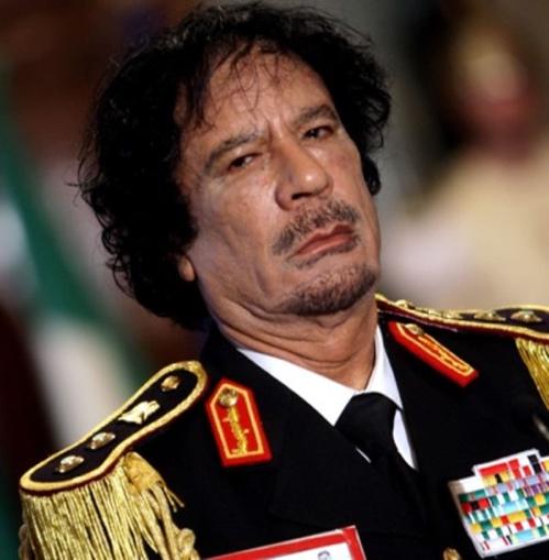Muammar al-Qaddafi - Muerte, hechos y vida - Biografía
