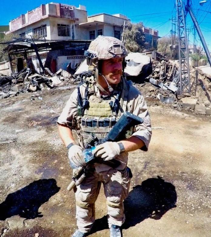 Navy SEAL Eddie Gallagher, neither pardoned nor cleared by Trump, says Navy  is retaliating against him - The San Diego Union-Tribune