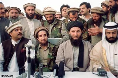 RAWA.ORG: Ahmad Shah Massoud se vincula con la CIA