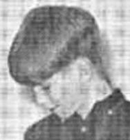 Richard Blee.  La única foto pública conocida de Blee es esta tomada de un anuario escolar, cuando tenía nueve años.