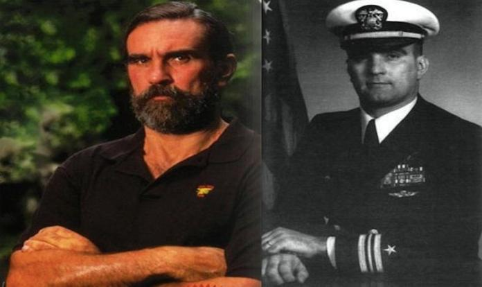 """Shark Man of the Delta. Richard """"Demo Dick"""" Marcinko was born on this day  November 21, 1940. Founder and first Commanding Officer of STVI and Red  Cell. [2160×1585]: MilitaryPorn"""