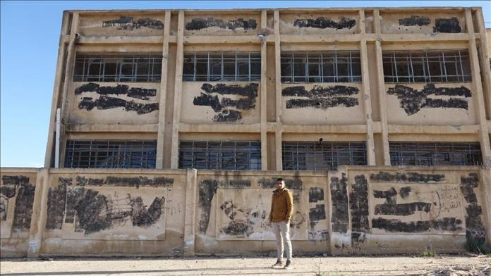 Syria's 'graffiti boy' recalls start of deadly conflict
