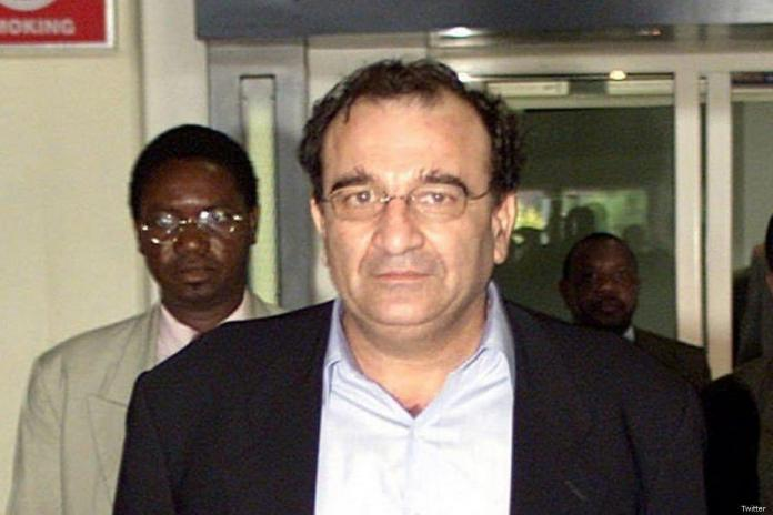 Ari Ben-Menashe, a 67-year-old Israeli businessman