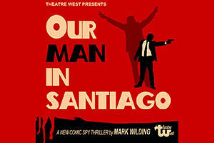 Our Man in Santiago tickets   Los Angeles   reviews, cast and info    TheaterMania