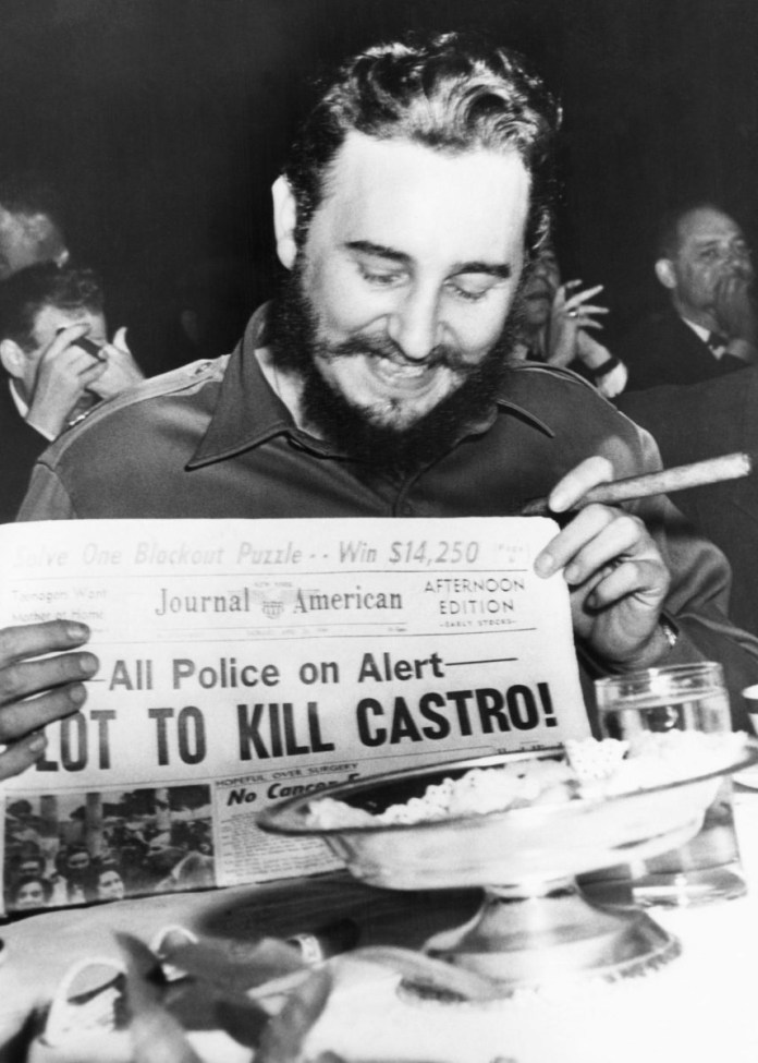Why did the CIA want to assassinate Fidel Castro? - Quora