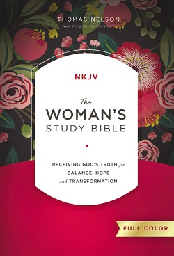 BookLookBlogger Review: The Woman's Study Bible, NKJV