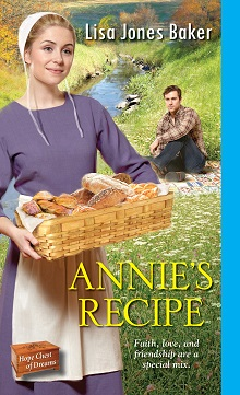 Goddess Fish Promotions Blog Tour Review: Annie's Recipe by Lisa Jones Baker