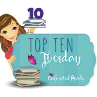 Top Ten Tuesday: Top Ten Book Boyfriends/Girlfriends 10/3/2017