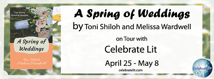 CelebrateLit Blog Tour Review: A Spring Of Weddings by Toni Shiloh & Melissa Wardwell