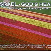 LitFuse Blog Tour Review: Israel-God's Heart: Landscapes and Legacy of Israel by Ron Gafni & Kathleen Barrett