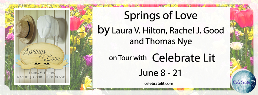 Celebrate Lit Blog Tour Review: Springs Of Love by Various