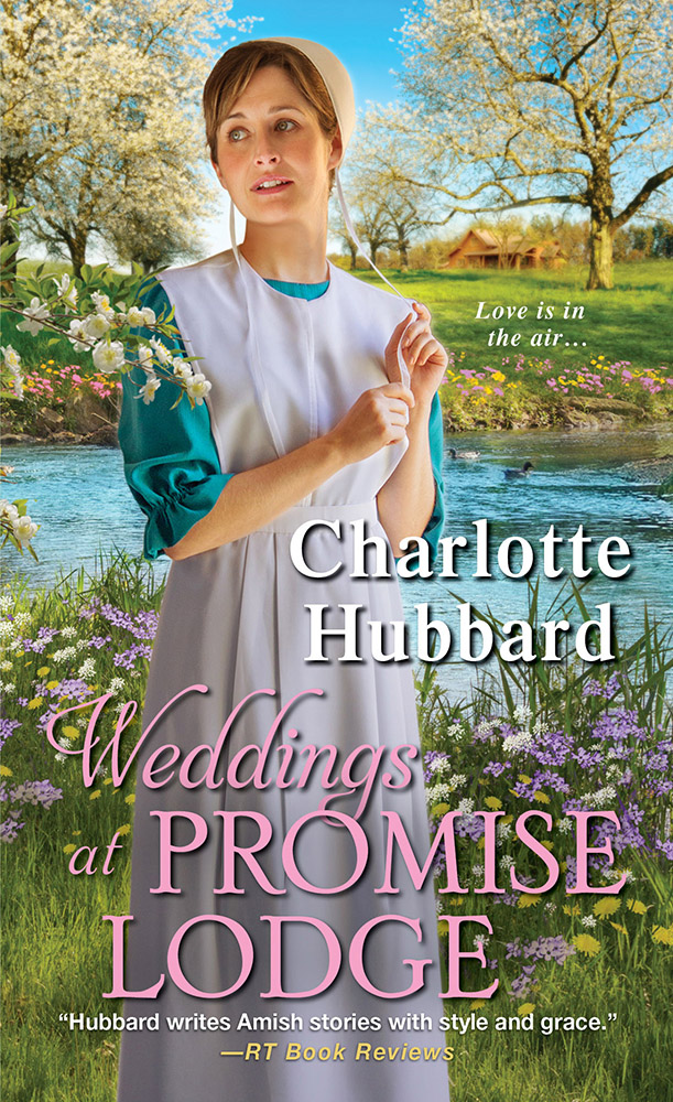 Goddess Fish Promotions VBT: Weddings at Promise Lodge by Charlotte Hubbard