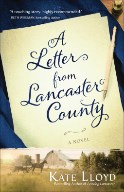 LitFuse Blog Tour Review: A Letter From Lancaster County by Kate Lloyd