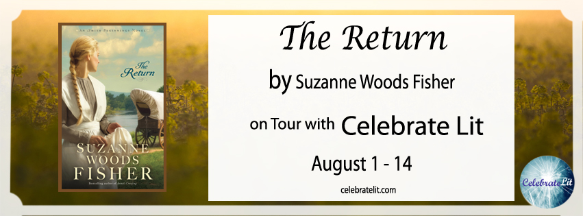 CelebrateLit Blog Tour Review: The Return by Suzanne Woods Fisher