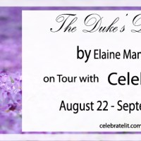 CelebrateLit Spotlight: The Duke's Dilemma by Elaine Manders