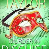 LitFuse Blog Tour Review: Murder In Disguise by Donn Taylor