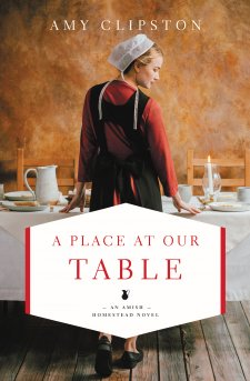 BookLook Blogger Review: A Place At Our Table by Amy Clipston