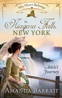 Review: My Heart Belongs In Niagra Falls, New York by Amanda Barratt