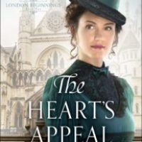 CelebrateLit Blog Tour Review: The Heart's Appeal by Jennifer Delamere