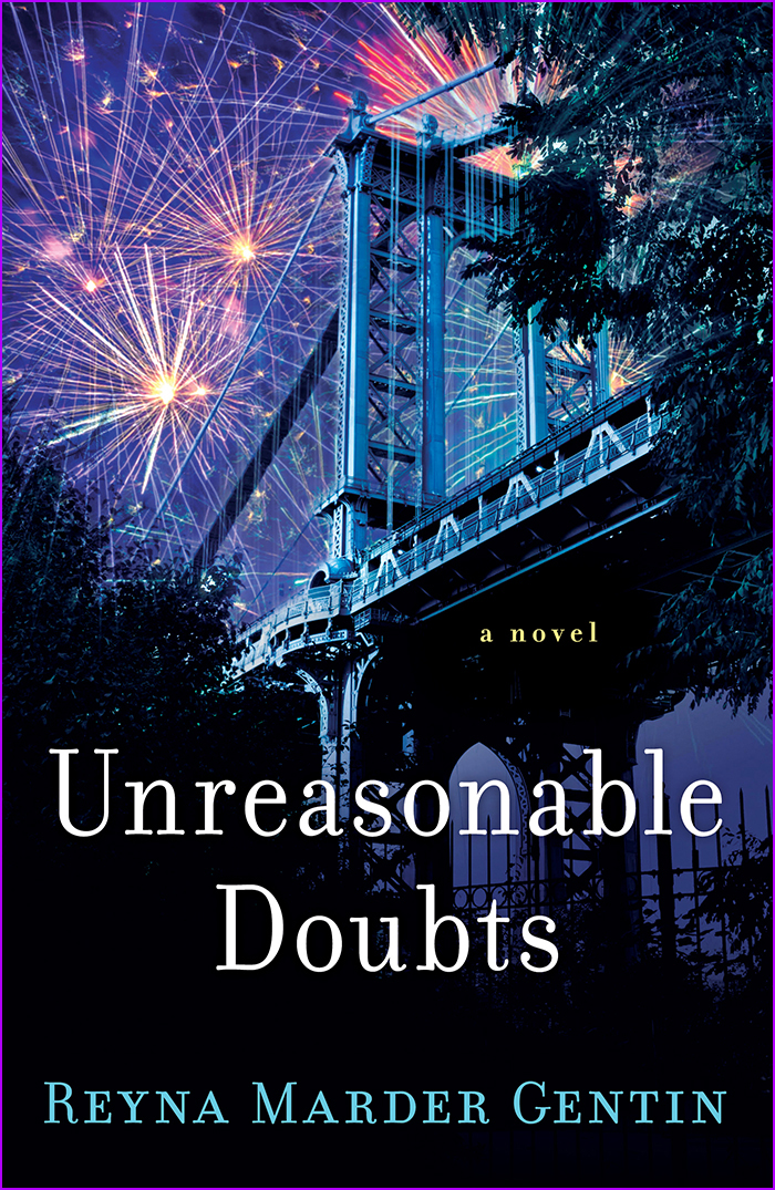 Suzy Approved Book Tours Review: Unreasonable Doubts by Reyna Marder Gentin