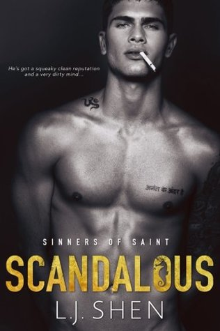 Book Review: Scandalous by L.J. Shen