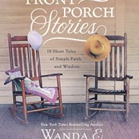 Book Review: Amish Front Porch Stories by Wanda Brunstetter