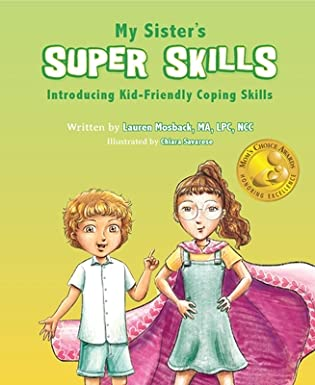 Book Review: My Sister's Super Skills by Lauren Mosback