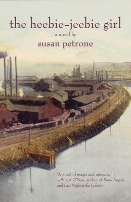 Suzy Approved Book Tours Review: The Heebie-Jeebie Girl by Susan Petrone