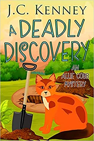 Suzy Approved Book Tour Review: A Deadly Discovery by J.C. Kenney