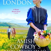 Review: The Amish Cowboy's Homecoming by Ophelia London