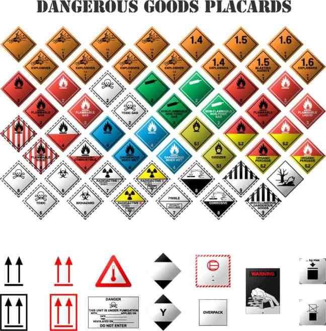 Gevaarlijke stoffen verhuizen