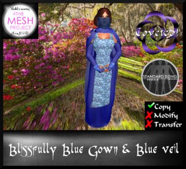 Blissfully Blue