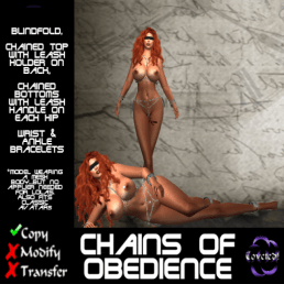 Silver Chains of Obedience