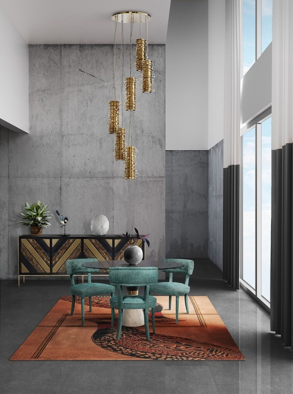 2018 Design Trends - 12 Contemporary Rugs In Home
