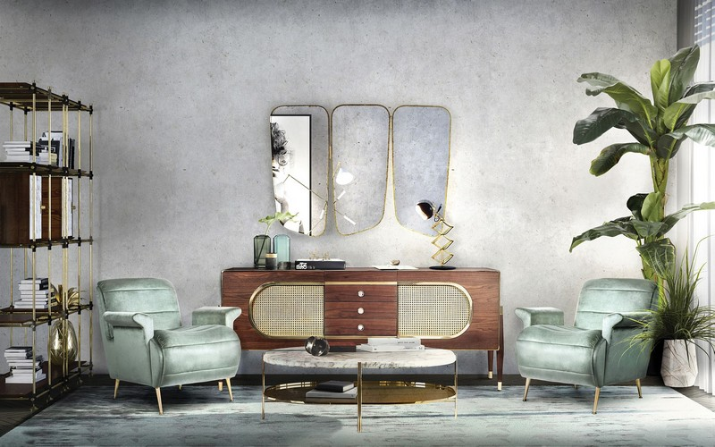 modern look living room interior design ideas apartment 55 mid century to obtain the complete 6