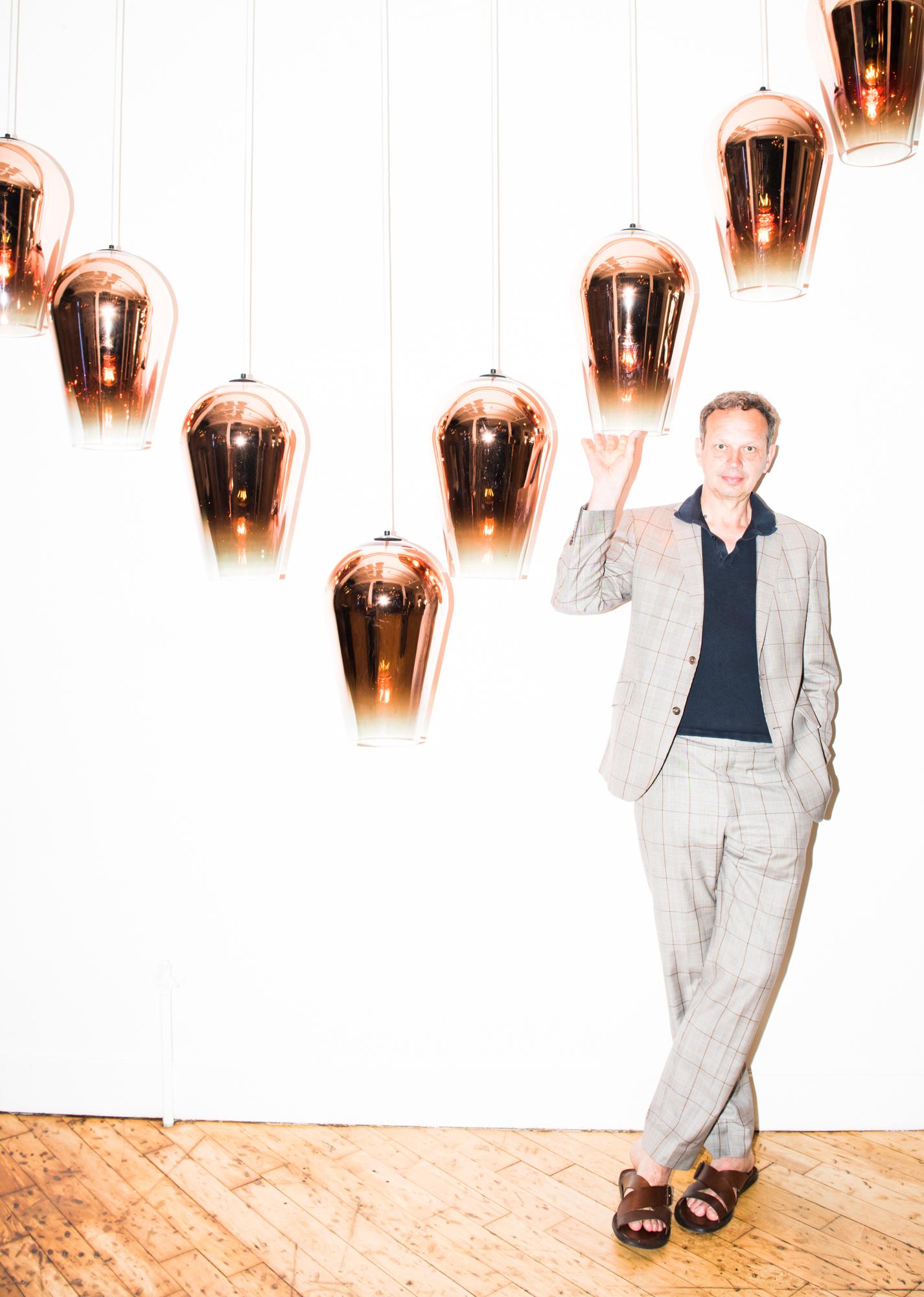 Tom Dixon On His Interior Design Career Coveteur