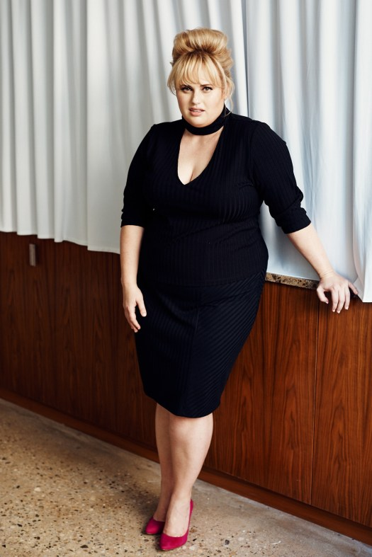 Rebel Wilson Talks About Her New Fashion Line and Netflix ...