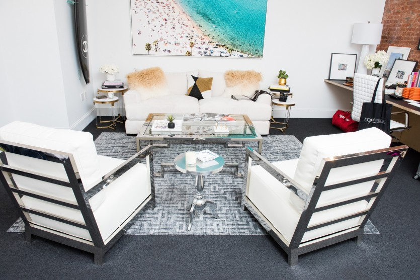 z gallerie office chair deck book stand inside coveteur s new york designed by