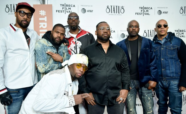 Wu Tang Clan Has A District Named After Them In Staten
