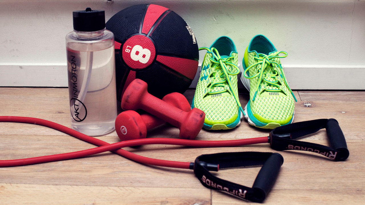At Home Workout Gear To Shop Right Now Coveteur