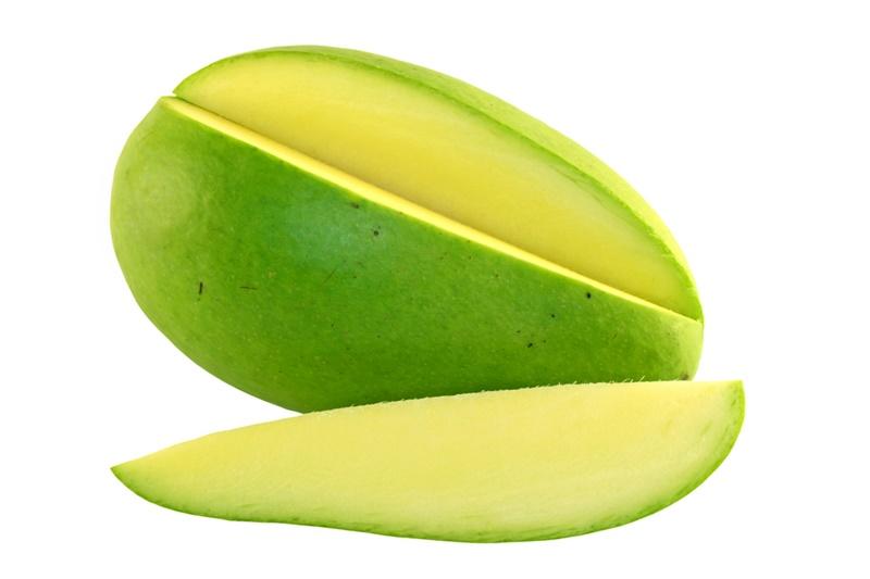 Raw Mangoes
