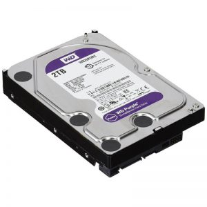 WD PURPLE SURVEILLANCE HARD DRIVE 2TB