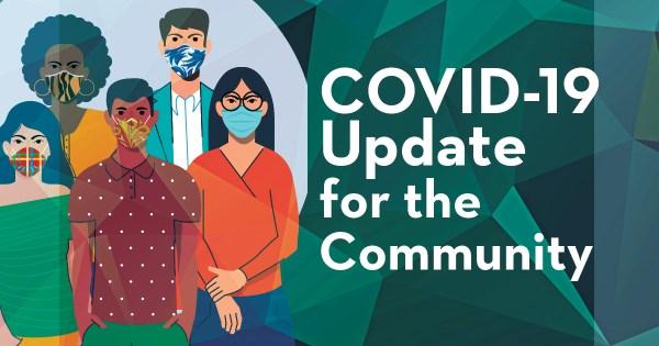 Actualización de la comunidad COVID-19