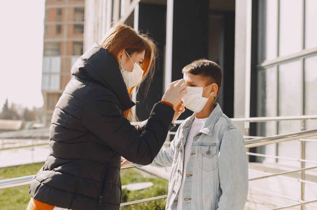 How to prepare your child for the coronavirus nasal test.