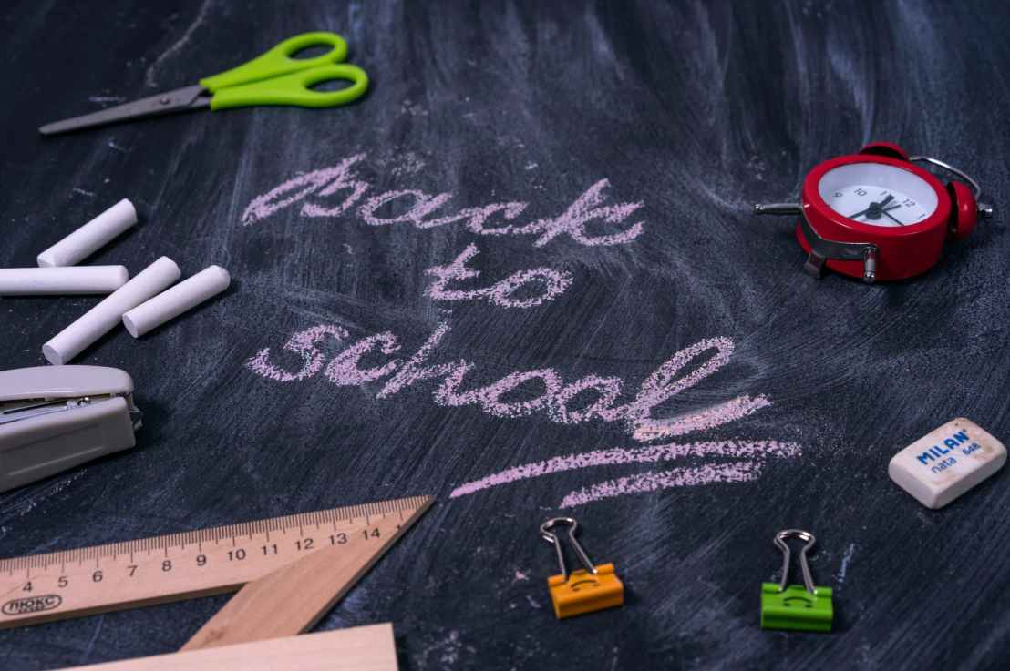 """""""Back to school during COVID-19: Tips for parents and caregivers""""."""