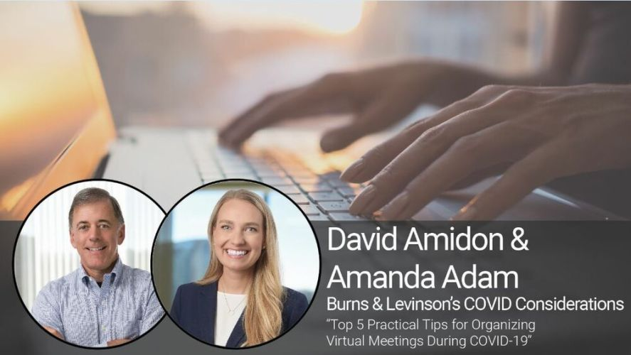 Top 5 Practical Tips for Organizing Virtual Meetings During COVID-19