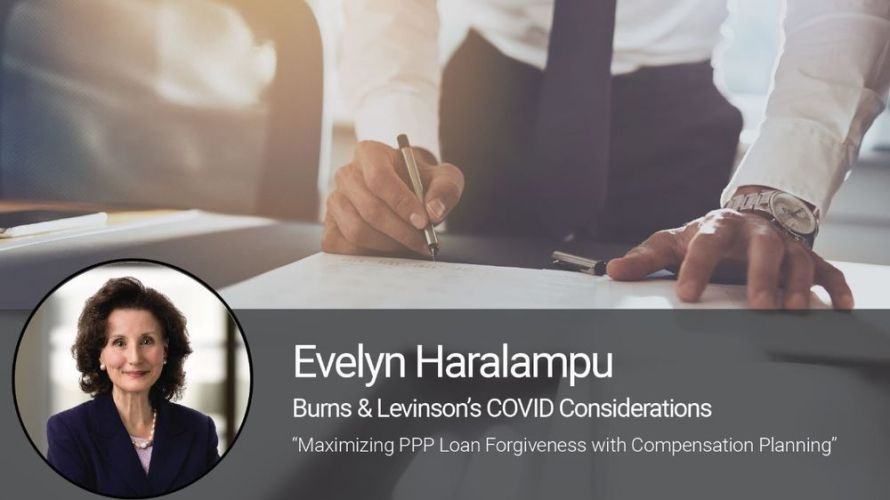 Maximizing PPP Loan Forgiveness with Compensation Planning