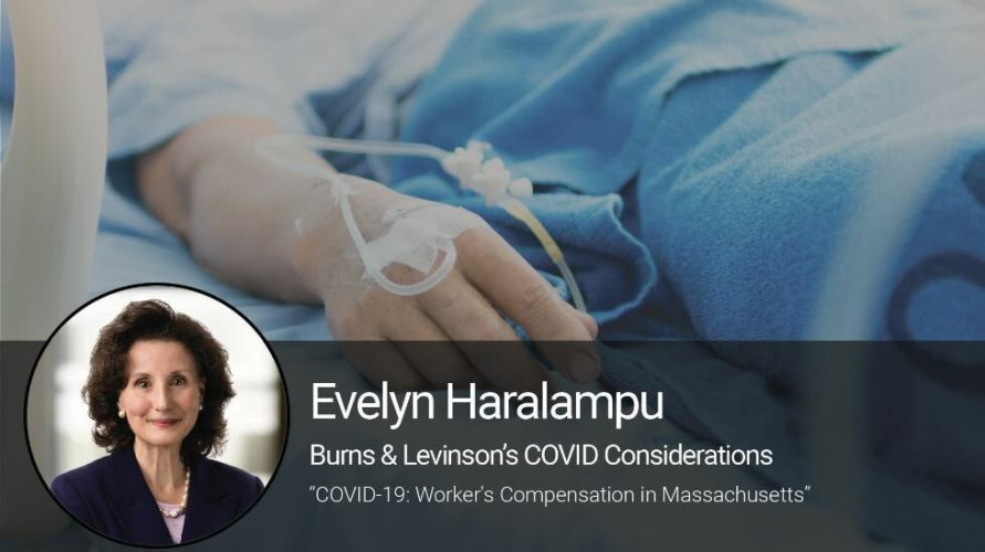 COVID-19: Worker's Compensation in Massachusetts